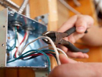 lắp đặt điện trong nhà
