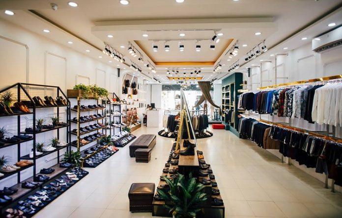 Thiết kế, thi công trọn gói cho shop thời trang