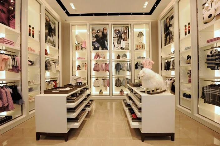 Thiết kế, thi công shop thời trang giá rẻ quận Đống Đa