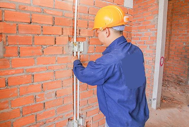 thống điện nước ngầm cho nhà dân quận Long Biên 0569342622