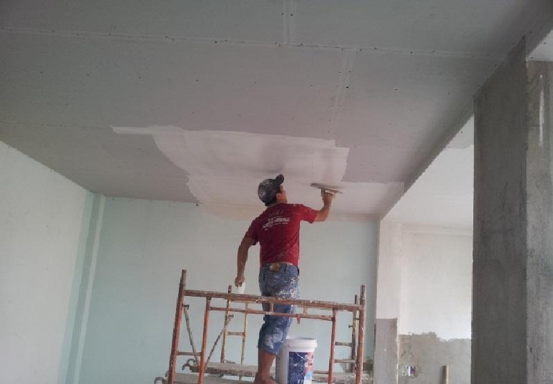 Báo giá thi công sơn bả nhà dân tại Hà Nội