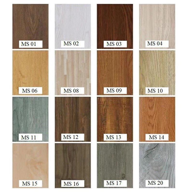 Thi công dán sàn nhựa giả gỗ giá rẻ nhất thị trường.