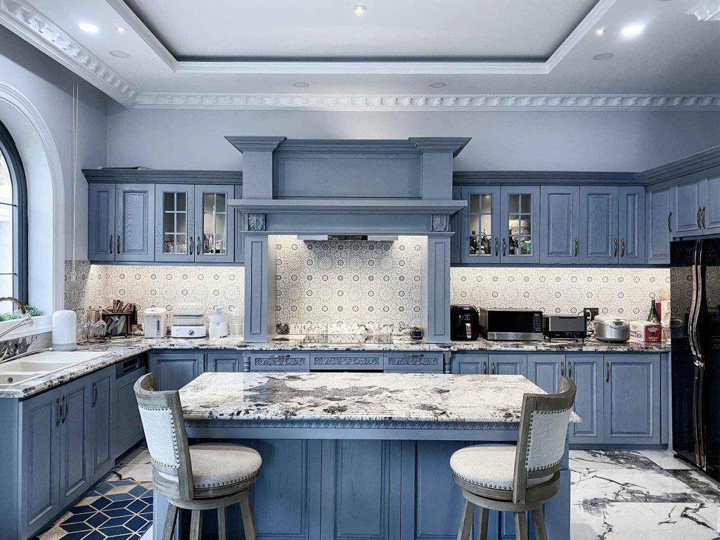 Tư vấn thiết kế nội thất căn bếp đẹp