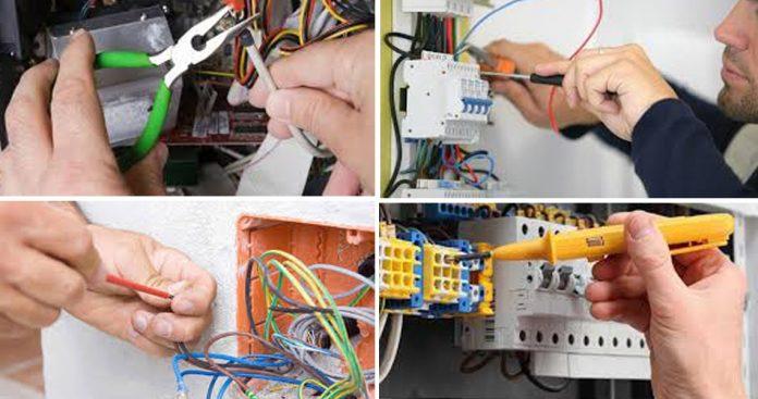 Sửa chữa hệ thống điện Khánh Sạn khu vực Hà Nội