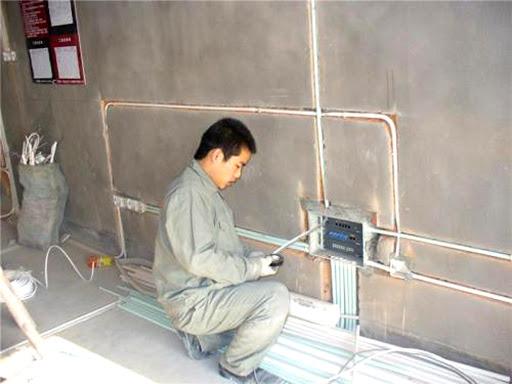 Thi công điện nước trọn gói giá rẻ Chung cư mini quận Hai Bà Trưng