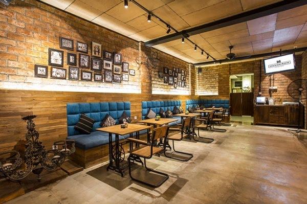 Thiết kế, thi công, setup quán cà phê giá rẻ quận Hoàn Kiếm