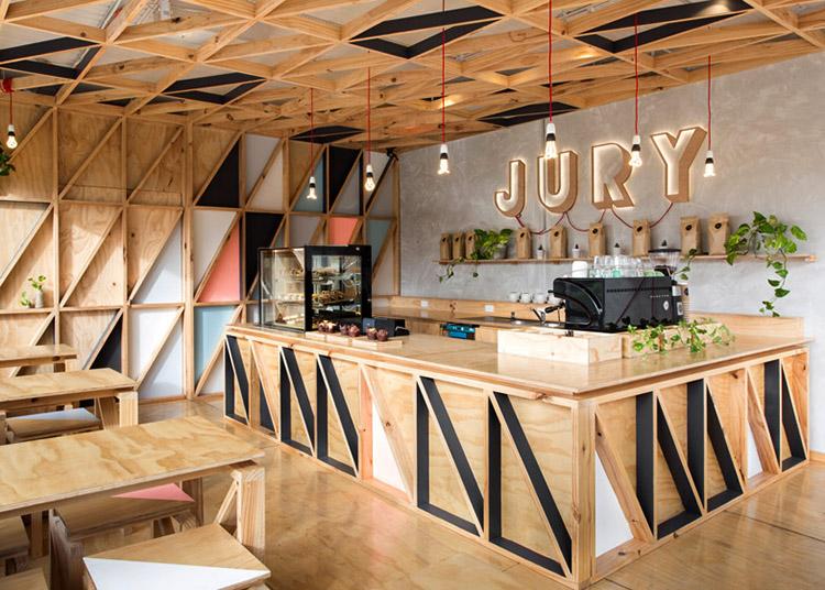 Thiết kế, thi công, setup quán cà phê giá rẻ quận Hai Bà Trưng